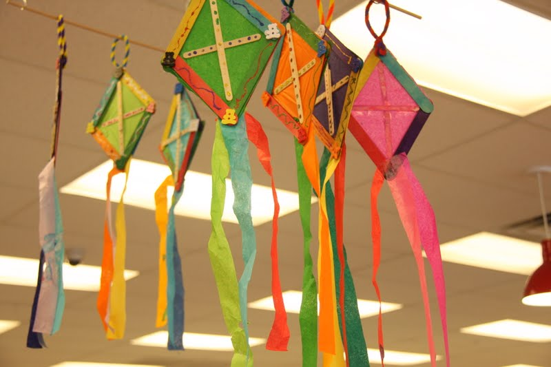 Image result for kite craft